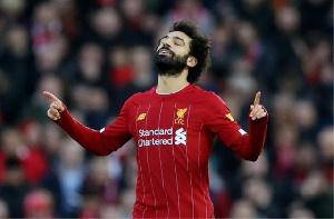 Mshambuliaji wa Liverpool, Mohamed Salah