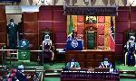 Rais Samia akihutubia Mabunge  mawili ya kenya (+picha)