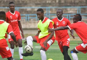 Wanafainali wa Kagame Cup, Express FC