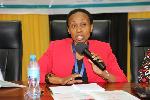 Mkurugenzi Mtendaji wa Taasisi ya Chakula na Lishe Tanzania (TFNC), Dk. Germana Leyna