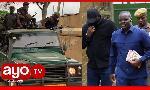Sabaya na wenzake walivyoletwa mahakamani na ulinzi mkali wa askari magereza (+video)
