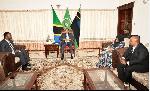 SMZ ITAENDELEA KUSHIRIKIANA NA WIZARA YA MAMBO YA NDANI - Dr. MWINYI