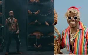 Video ya Harmonize, Rayvanny ni mshikemshike mtandaoni