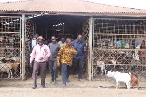 Naibu Waziri wa Mifugo na Uvuvi  Abdallah Ulega