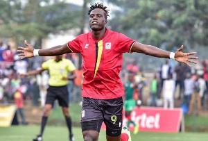 Mshambuliaji wa Uganda, Fahad Bayo