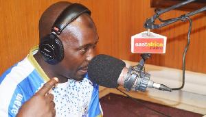 Mkuu wa Idara ya Habari na Mawasiliano wa Azam FC, Zakaria Thabit.