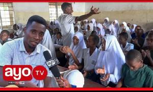Mwalimu staa TZ, anafundisha kwa kucheza, kiboko ya watoro (+video)