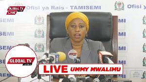 LIVE: Waziri Ummy Mwalimu Anazungumza Na Wanahabari Muda Huu