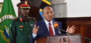 Dkt. Hussein Ali Mwinyi