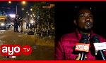 Risasi zarindima Kinondoni, Polisi na Majambazi