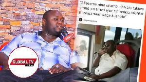 Dereva Anayetrendi kwa Ujumbe wa
