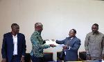 RC Chalamila akabidhi ofisi Mwanza (+picha)