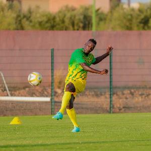 Kiungo wa Yanga, Khalid Aucho