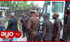 Ulinzi:Mbowe na wenzake warudishwa Mahakamani Kisutu (Video+)