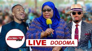 Live: Rais Samia Anazindua Mkakati Wa Uelimishaji Wa Sensa, Alikiba, Diamond ndani