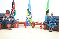 Mulamula akutana na mwenzake wa Kenya