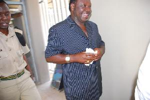 Aliyekuwa Mkurugenzi Mtendaji wa ATCL , David Mattaka