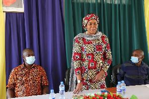 Mkuu wa Mkoa wa Tabora Balozi , Dkt.Batilda Buriani