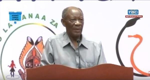 VIDEO: Butiku alivyomzungumzia Mwalimu Nyerere mbele ya wasanii wa Tanzania