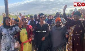 Vurugu zatokea msibani Arusha,mbunge magige azuiwa mwenyewe aongea