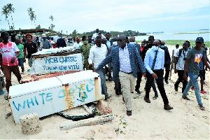 Mkuu wa mkoa wa Dar es salaam,  Amos Makala