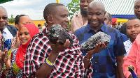 Mchimbaji mdogo wa madini atambulika kuwa Bilionea