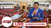 Waziri Mkuu Anahutubia Akiwa Bungeni Dodoma