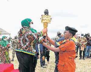 Vigogo 152 mtegoni miradi iliyokataliwa na Mwenge