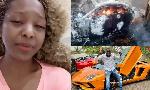 Inasikitisha mrembo Moana alijitabiria kifo, afariki kwenye ajali na Bilionea Ginimbi