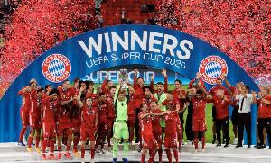PICHA: FC Bayern ndio Mabingwa wa UEFA Super Cup