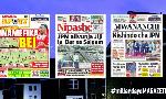 Habari kubwa za Magazeti ya Tanzania leo February 25, 2021