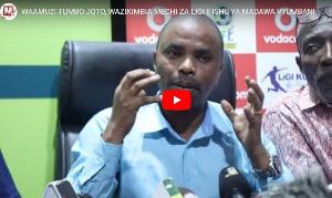 VIDEO: Marefa watibua posho zao zatikisa, wengine wajitoa