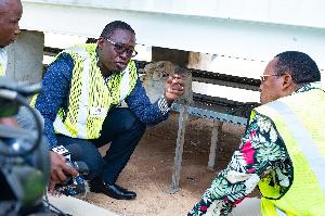 Naibu waziri wa Mawasiliano na Teknolojia, Mhandisi Kundo Mathew