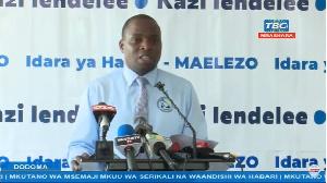 Live: Gerson Msigwa Anazungumza Na Wanahabari Jijini Dodoma Muda Huu