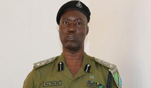 Kamanda wa Polisi Kanda Maalum ya Dar es Salaam, ACP Muliro Jumanne Muliro.