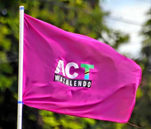 ACT-Wazalendo yajitetea kwa Msajili