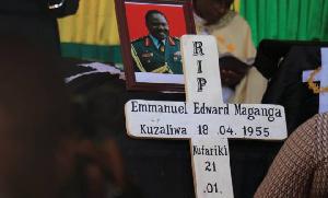 Msiba wa RC mstaafu Magaganga, ibada ya kuaga Tabaora (+picha)