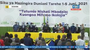 Video: Dkt Mpango Aongoza Maadhimisho ya Siku ya Mazingira