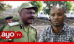 Diwani na Askari waliokuta mtu anafanya mapenzi barabarani wanusurika kuuawa (+video)