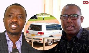Sakata la Mbunge Musukuma na Mkurugenzi kisa V8 ya Milioni 400 (+video)