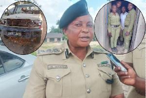 Kamanda wa Polisi Mkoa wa Songwe, ACP Janeth Magomi