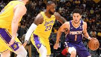 LA Lakers yavuliwa ubingwa, Booker awa gumzo NBA