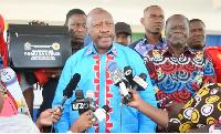 LIVE: Prof. Lipumba anazungumza baada ya kuchukua fomu ya Urais