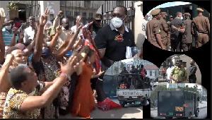Kesi ya Mbowe, Wafuasi wa Chadema Waangua Kilio Mahakamani - Video