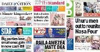 Magazeti Jumatatu, Agosti 2: Raila aanza tena kunyemelea Kalonzo na Mudavadi