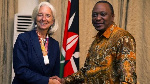 Wakenya Wavamia IMF Wakilaumu Nchi Yao Kukopeshwa