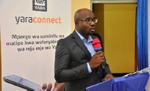 Ofisa kilimo wa Mkoa huo, Simon Msoka