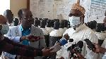 Oxygen yatoa msaada wa mitungi ya gesi Hospitali ya Bombo