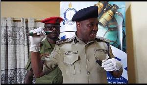 Kamanda wa Polisi Mkoani Kagera Awadhi Juma Haji