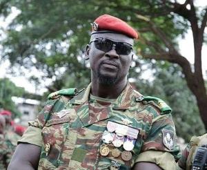Mamady Doumbouya, Kiongozi wa Jeshi nchini Guinea